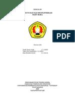 Pencucian dan desulfurisasi batubara