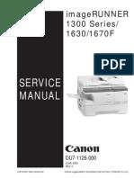Canon iR1300_1630_1670F SM