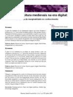 Práticas de leitura medievais na era digital