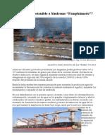 2011-09-05 Merenson Agricultura Sostenible o Síndrome 'Pamphumedo'
