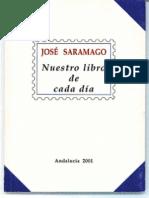 Nuestro Libro de Cada Dia - Saramago