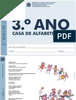 Casa Alfabetizacao- 3 Ano - 2bimestre