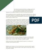 Gastronomía Campeche