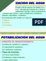 ABASTECIMIENTO DE AGUA Y ALCANTARILALDO