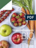 Inchiesta sul cibo biologico di Altroconsumo.it
