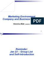 s 2015 2 Marketing Strategy and Environment