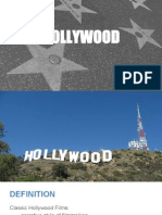 Hollywood Presentation