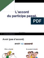 4 L Accord Du Participe Passe