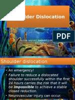 Shoulder Dislocation Draft