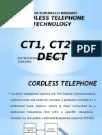 CT1, CT2 & DECT