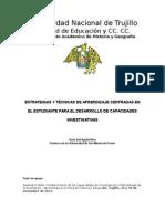 Estrategias y Técnicas Didácticas Centradas en El Estudiante_ Textgo de Apoyo