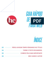 Manual de Redação Para Web - Hiperativo