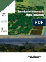 CORREDOR DE CONSERVACIÓN MANU-TAMBOPATA
