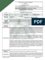 Asistencia Administrativa Guas de Aprendisaje