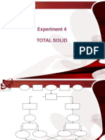 Experiment 3- Total Solid