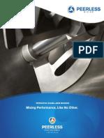 Peerless Sigma Mixer Brochure