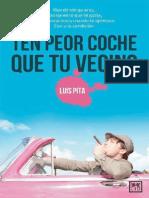 Ten Peor Coche Que Tu Vecino - Luis Pita
