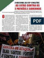 PAO E ROSAS Panfletão II Congresso