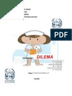Dilema Y Registro De Enfermería