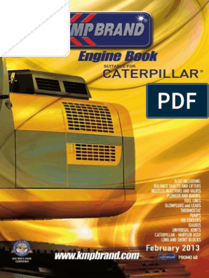 CAT CATERPILLAR 3208 TRUCK ENGINE PARTS BOOK MANUAL S//N 32Y68441-99999 51Z1-UP