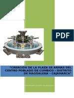 Perfil_Plaza de Armas Cumbico