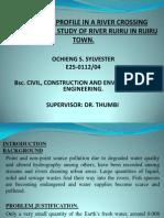 Ruiru Presentation
