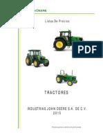 Lista de Precios Tractores JOHN DEERE.pdf