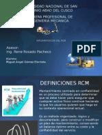 Fases de La Implementacion Del RCM