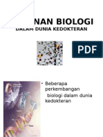 Bahan Kuliah Peranan Biologi 17 Oktober