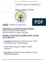 N° 3 - INFORME 10-2012 a 04-2013