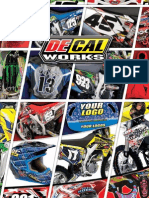 Decal Works 2009 Catalog