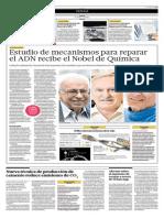Nobel de Química