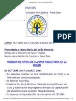 N° 5 - INFORME 10-2013 a 03-2014