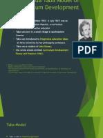Hilda Taba Model of curriculum Development.pptx
