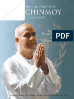 Commemorative-booklet for Sri Chimnoy