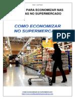 Como Economizar No Supermercado