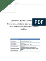 Instruciones Auditor Proyecto CIEN