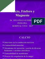 calcio fosforo magnesio-
