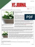 Men's Journal » Maximize Your Micronutrients » Print