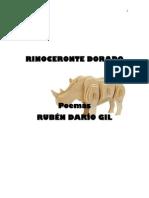 Poemario El Rinoceronte Dorado