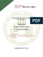 Guia Academica 2016.Doctorado