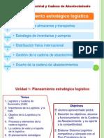 planeamiento estratégico logistico