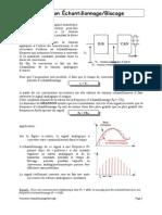 Fonction Echantillonnage-Blocage