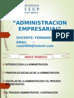 a1 Admi.empresarial