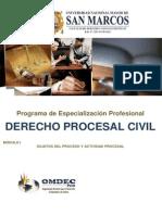 Derecho Procesal Civil Omdec Completo