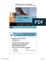 2013-10-17 Seaoc Ssdm Series Ppt Vol 1 Handout