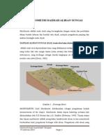 Morfometri Daerah Aliran Sungai