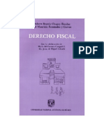 DERECHO FISCAL - Dolores Chapoy Fernández y Cuevas