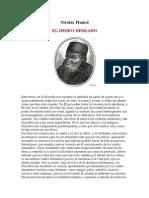 Nicolás Flamel_el Deseo Deseado