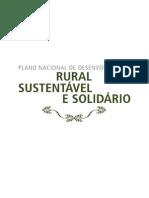 2014 Plano Nacional de Desenvolvimento Rural Sustentável e Solidário
